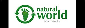 natural world schuhmarke logo